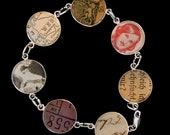 Sterling Silver Ephemera Bracelet - REDUCED - aminyitray