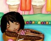 甜梦印刷幼儿园艺术