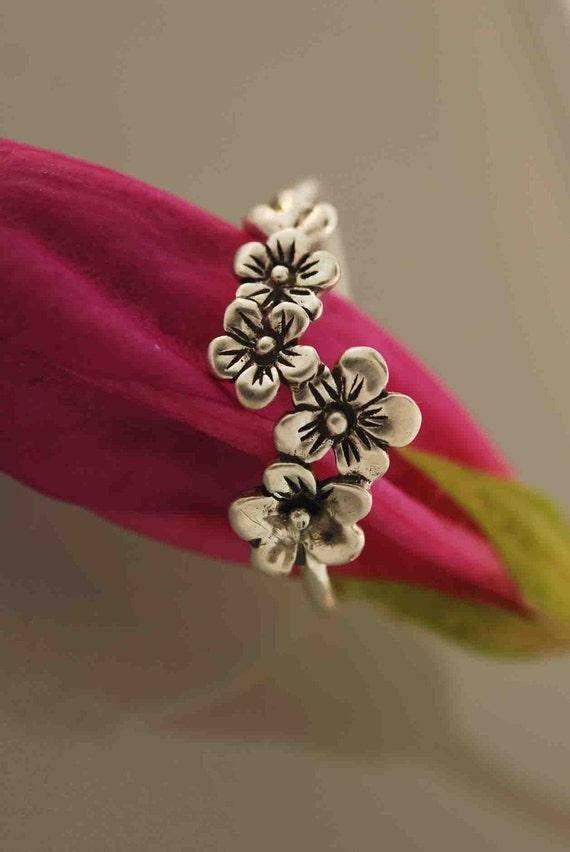 Chch Cherry Blossom Ring