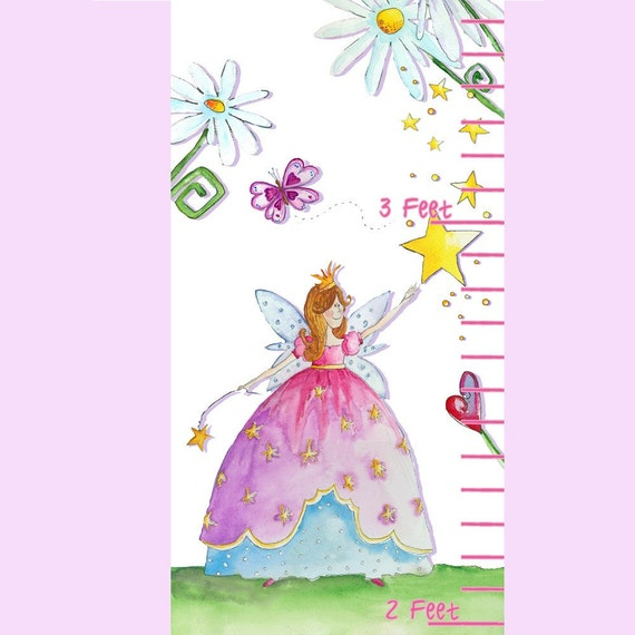 Fairy Growth Chart