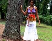 Organic Whites Harvest Skirt Pants