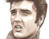 Elvis Presley (young man) - essenceofus
