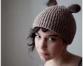 SALE 20% off -Little Bear Hat - SaraLagace