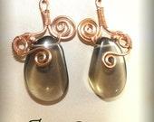 Fancy Sisters earrings