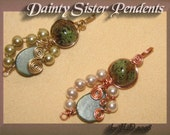 Dainty Sister Pendent Tutorial