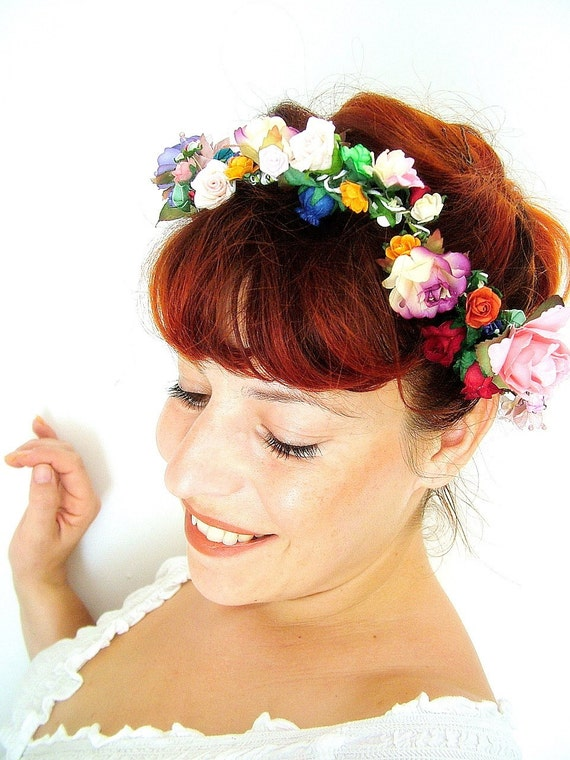 The Flower queen - Haircrown