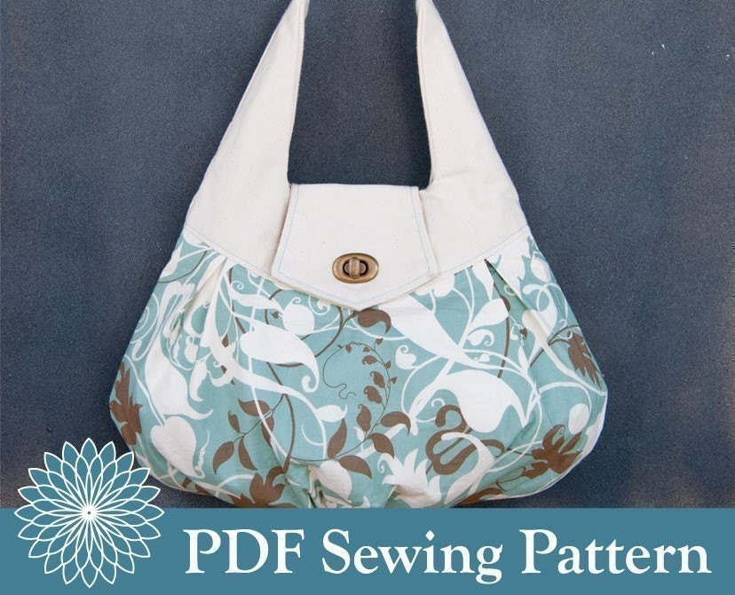 Patterns For Bags : ... purse or bag with free purse patterns to sew make sewn bags and purses