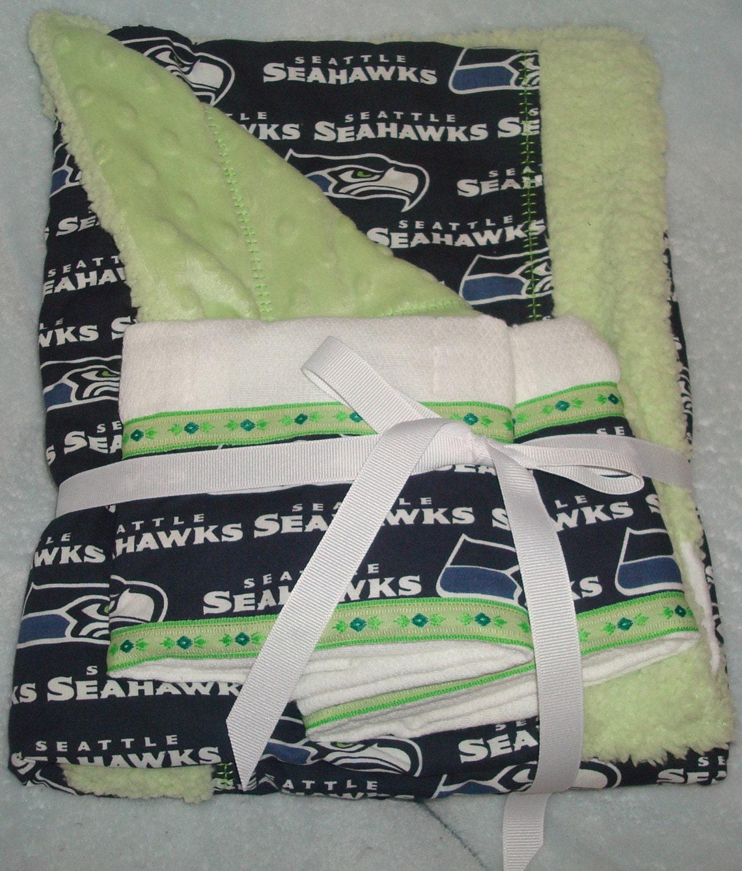 Seattle Seahawks Kids Socks