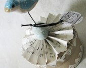 Small Treasure/Trinket Box Blue Bird - digiliodesigns
