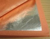 Silver Foil for the Lampwork Artist - AKDlampwork