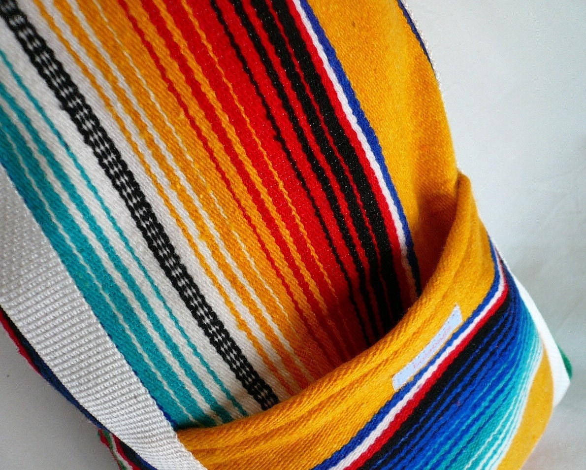 Mexican Blanket Fabric