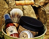 BEE a MAN Essentials Grooming Kit - as featured on the front page of etsy