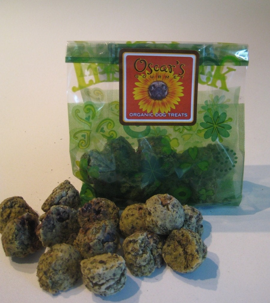 Wheat Red Dog http://www.etsy.com/listing/42768213/wheat-free-dog-treats-mint-parsley