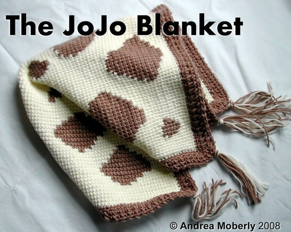 Pattern - The JoJo Blanket