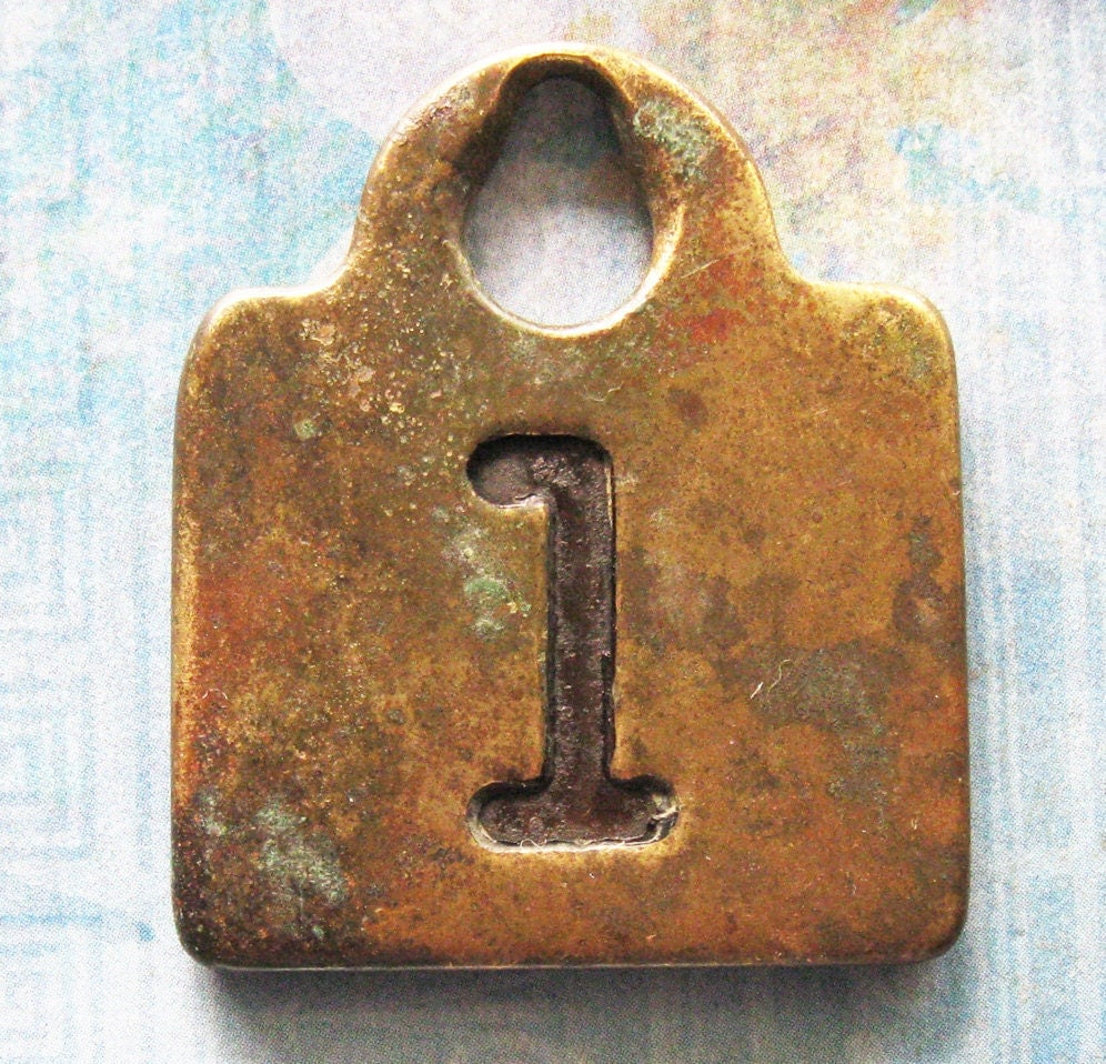 Vintage Metal Chippy Number 3 Sign Painted Antique Marquee ...