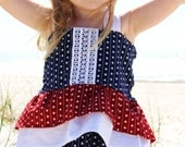 America the beautiful set....Momi Boutique - momiboutique