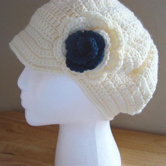 PDF Crochet Pattern - Alisa Hat