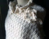 The Winter Shawl Wedding Wrap