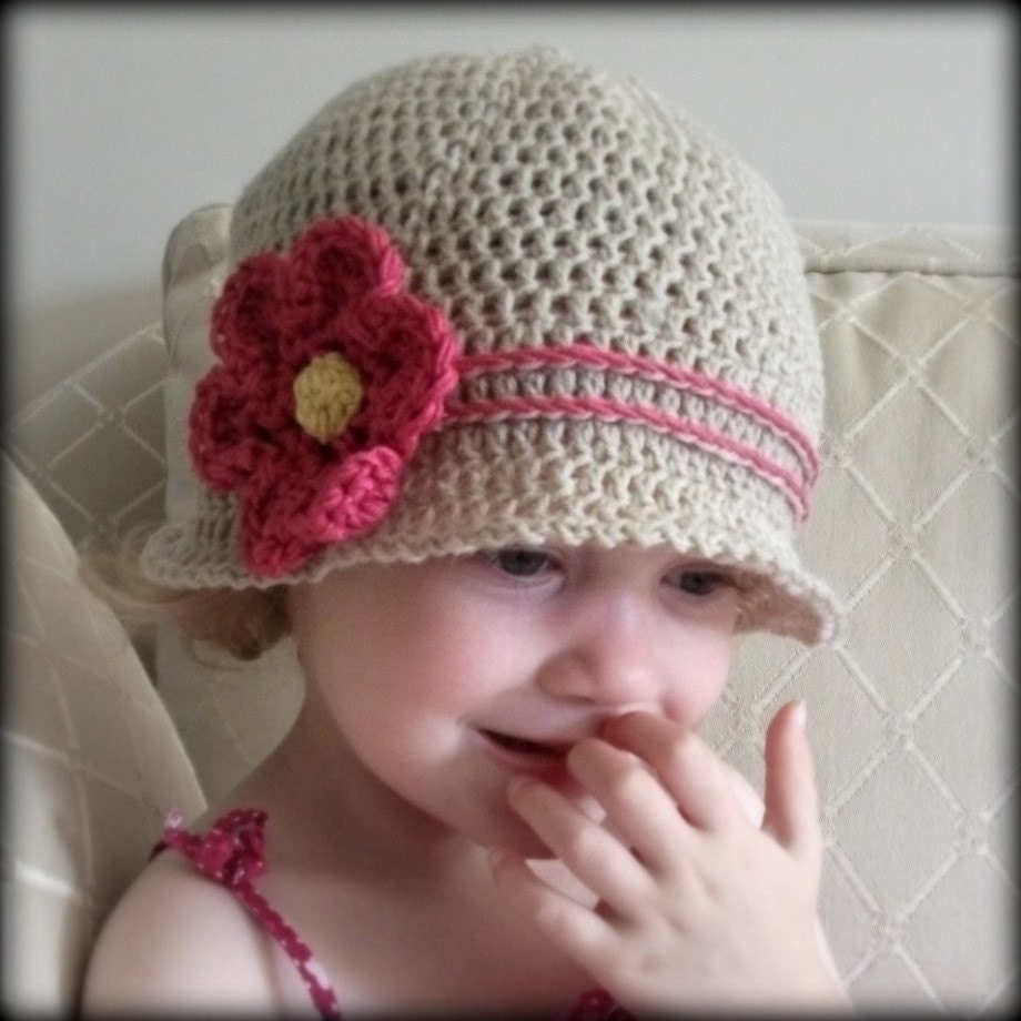 Crochet Cloche Hats Free Pattern Crochet Cloche Hat Crochet Pattern