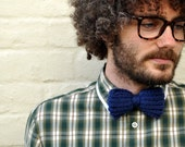 The Dickie Bow in Blue