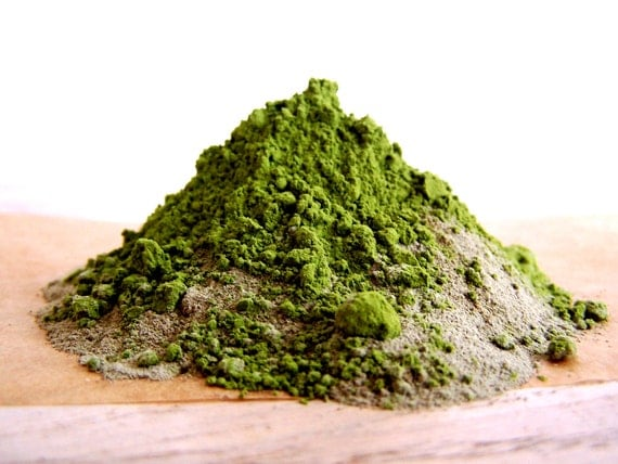 Matcha Green Clay Mask