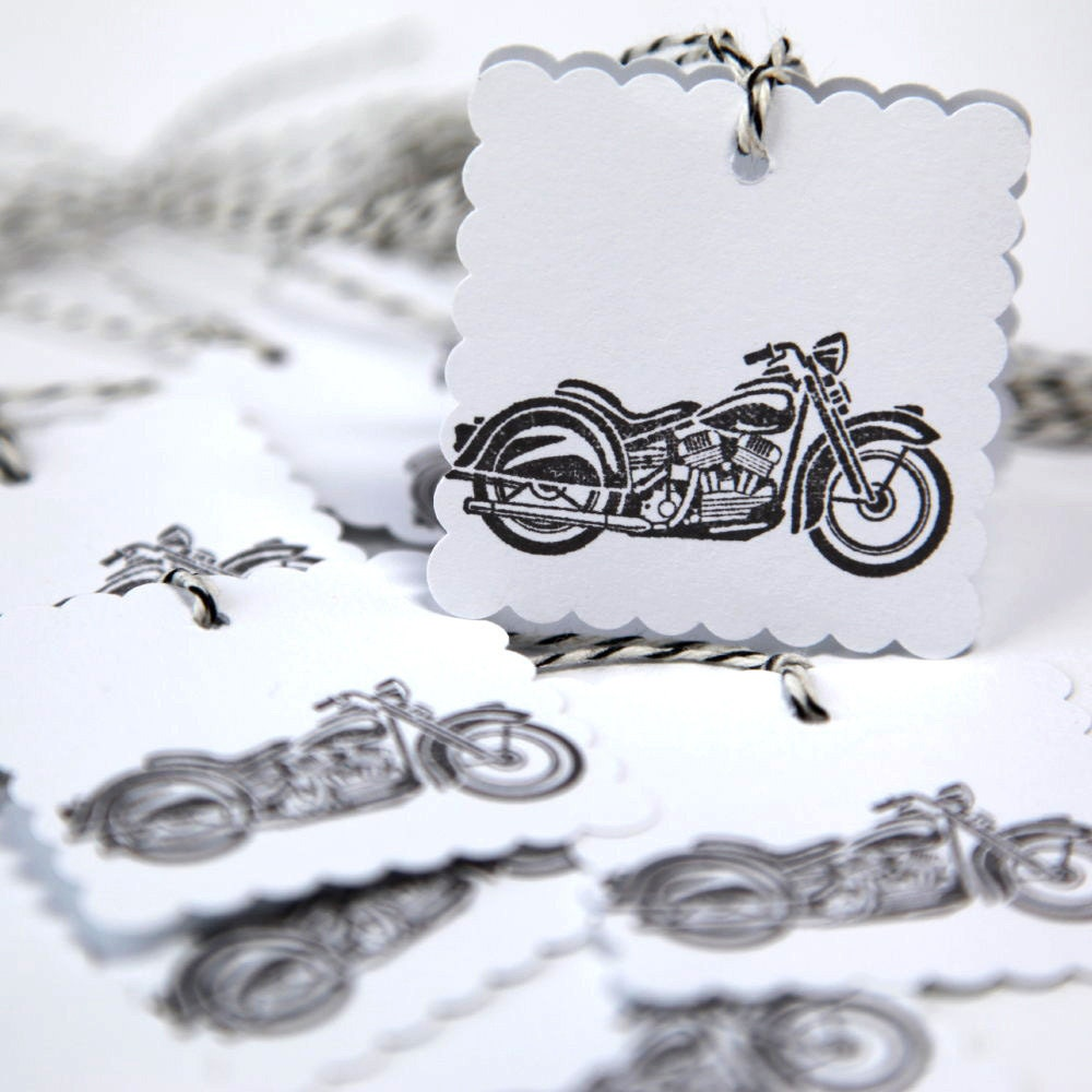 Motorcycle Tags