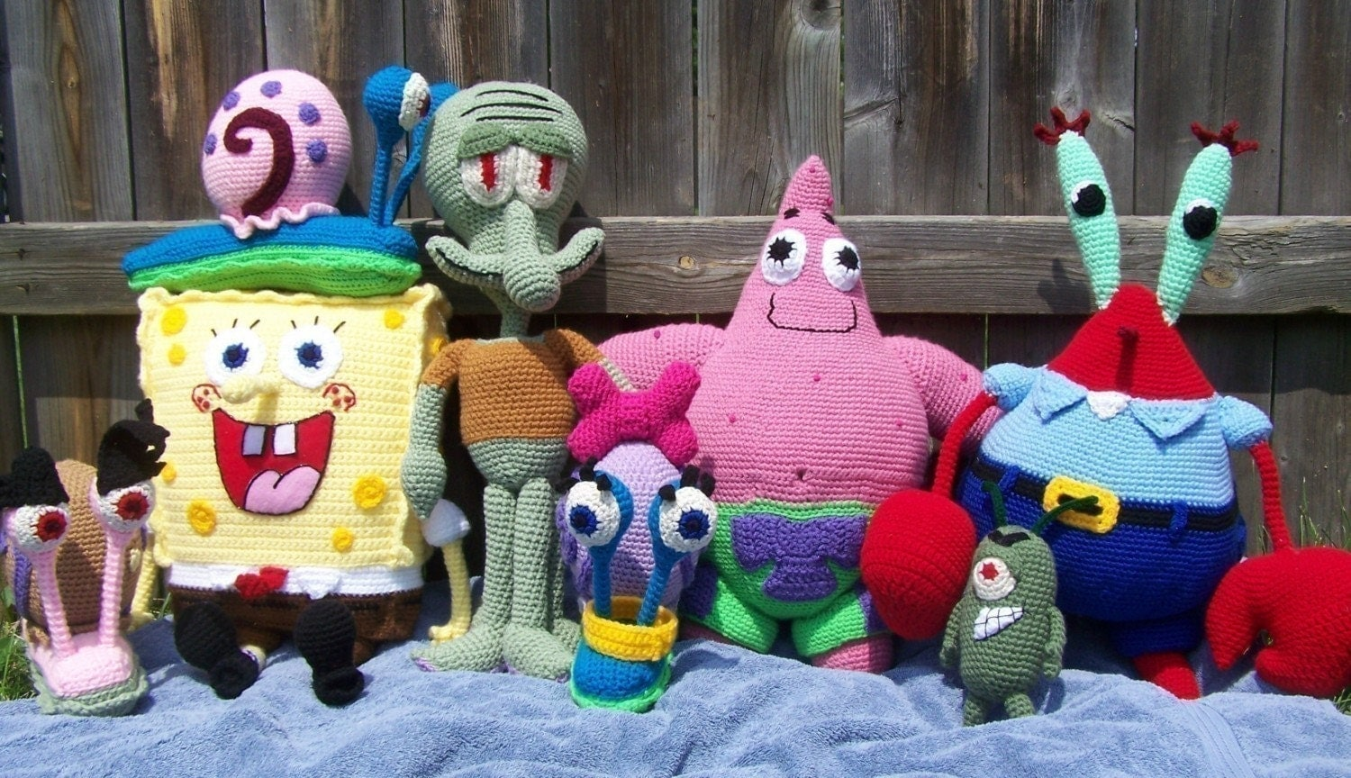 Spongebob Knitting Pattern | The Spongebob Site