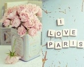 I Love Paris (Set of two 5x7 Unframed Original Fine Art Photograph) - yvetteinufio