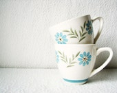 Treasury Pair of Teacups by Colorstone - WesleyAsher