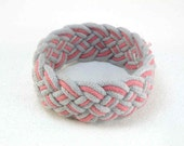 fog and tangerine turks head knot rope bracelet large 1975