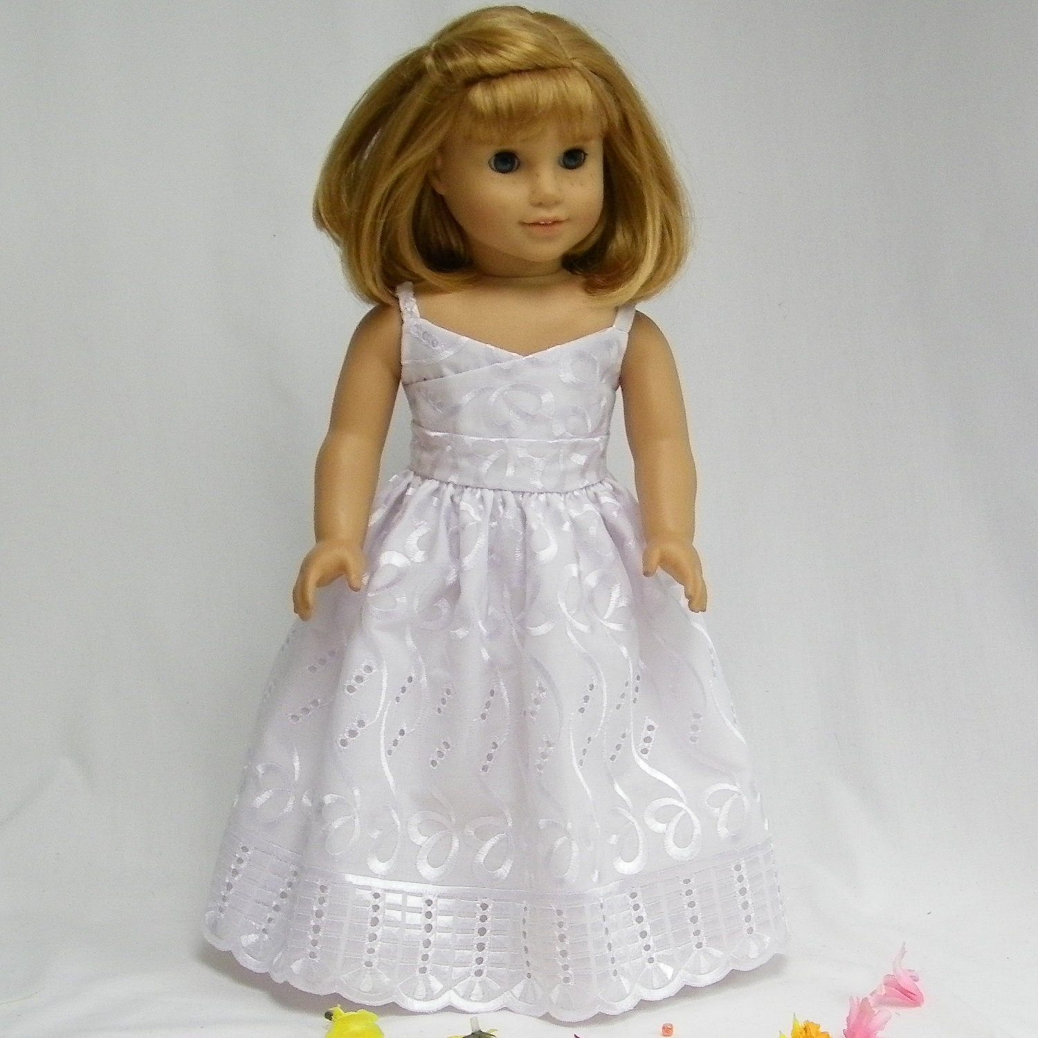 Share for American girl wedding dress