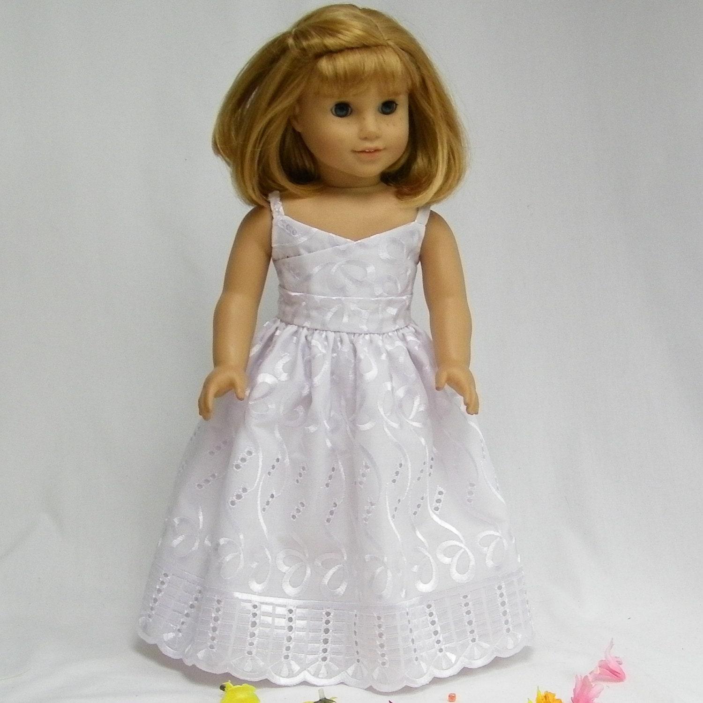 Share for American girl wedding dress