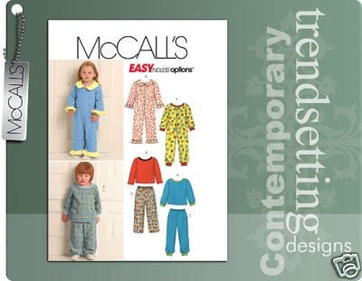 Kids pajama patterns Craft Supplies | Bizrate