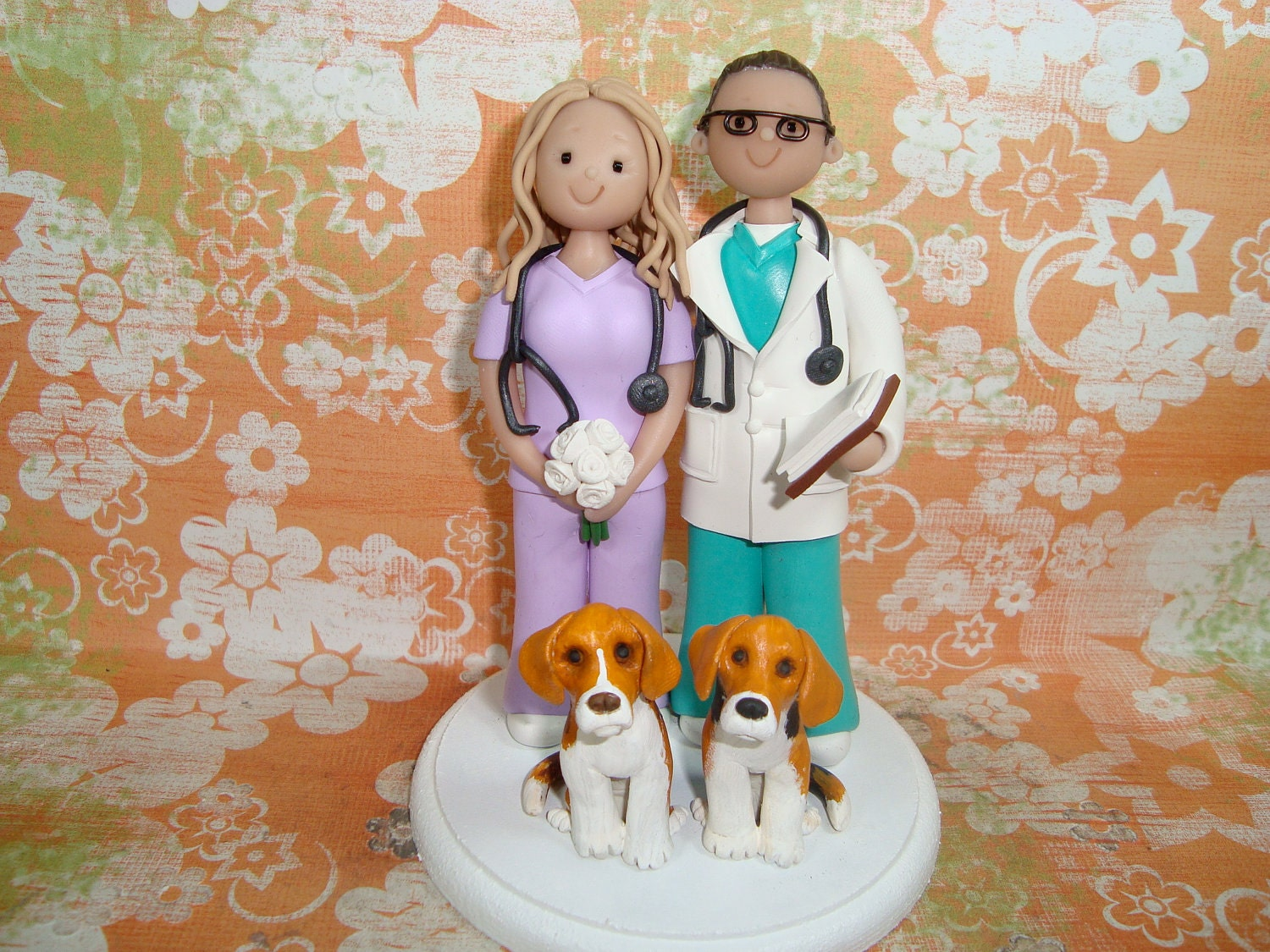 lladro wedding cake toppers