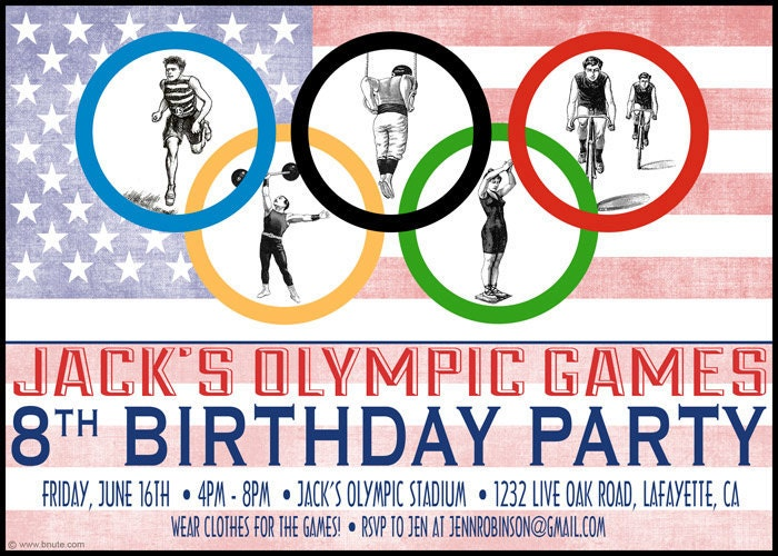 tattoo pictures and ideas summer olympics party invitations – Tattoo Party Invitations