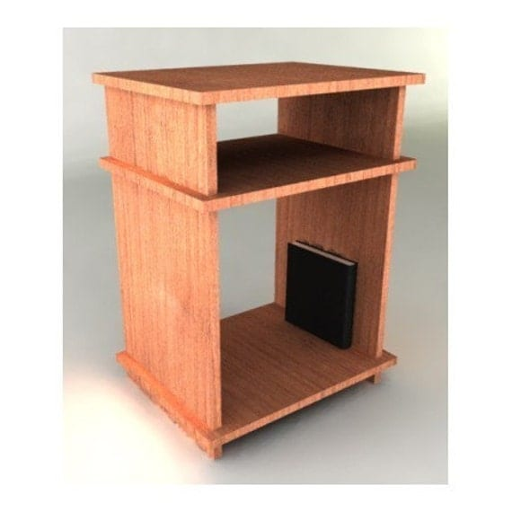 Myplan woodworking plans nightstand free for Free nightstand woodworking plans