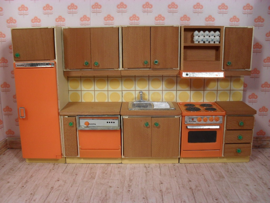 Kitchen Dollhouse Furniture Lundby Dollhouse I Had This Growing Up It Was The Best Doll