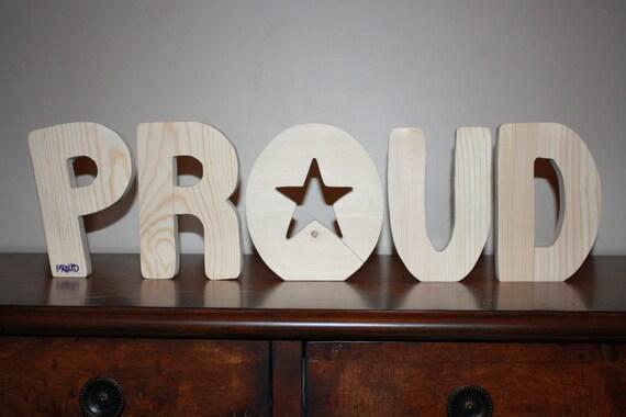 UNFINISHED PROUD