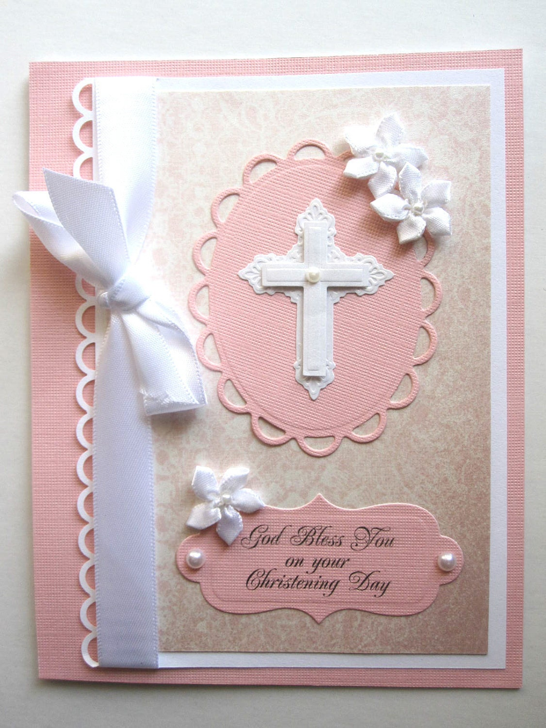 Christening Cards Handmade