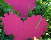 8x10 Fine Art Print: I Heart My Garden