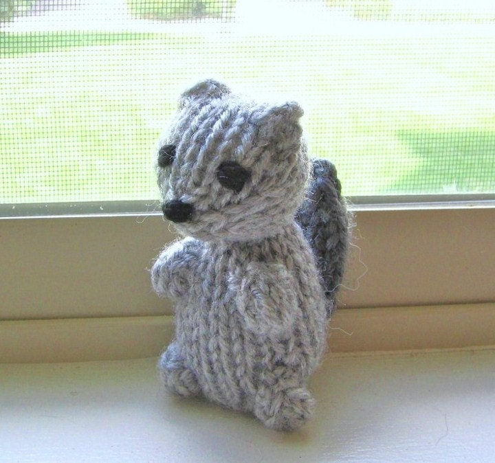 Free Knitting Patterns Stuffed Animals images