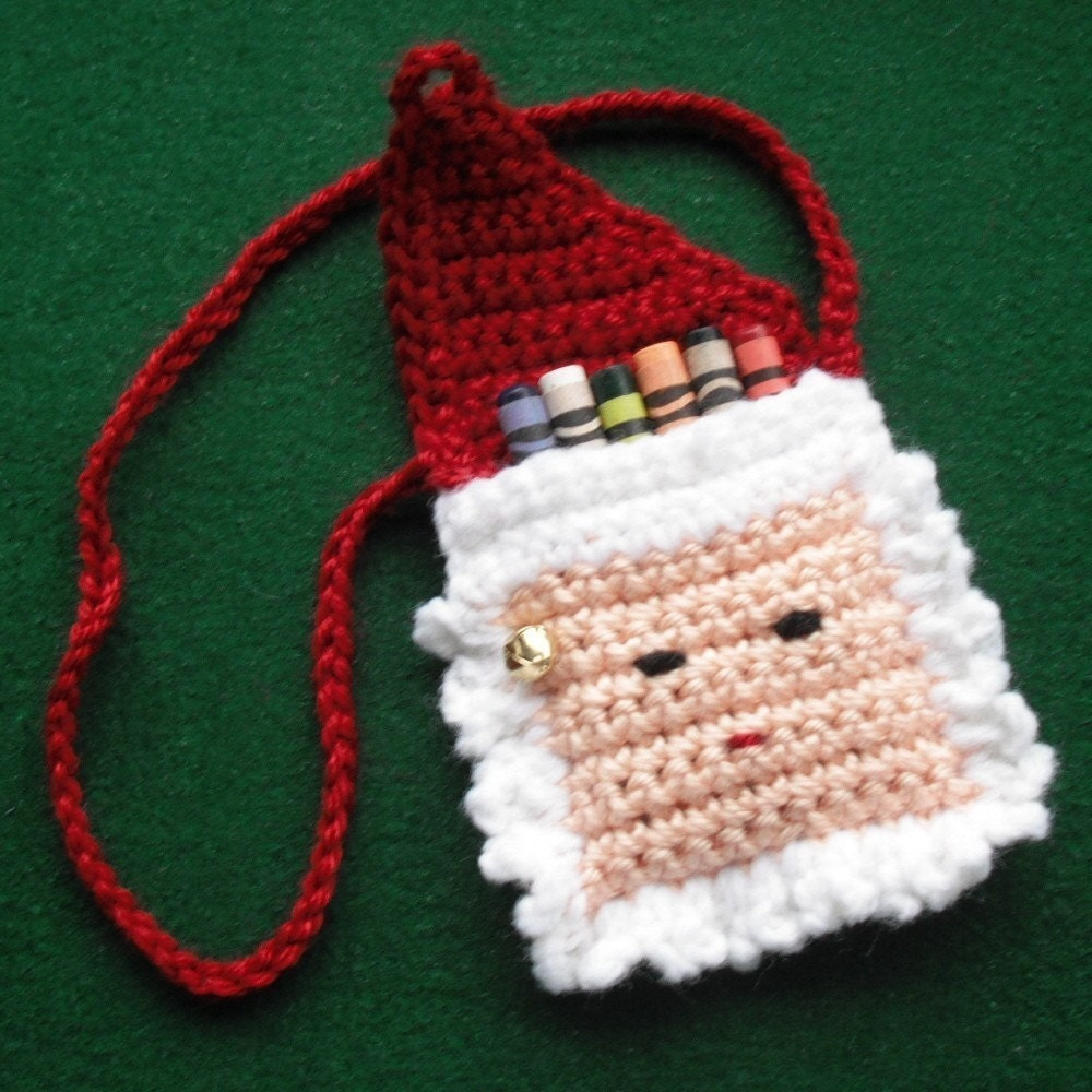 Mini Crochet Bag : CUTE Mini Purselette Bag/Purse/Crochet Pattern eBay