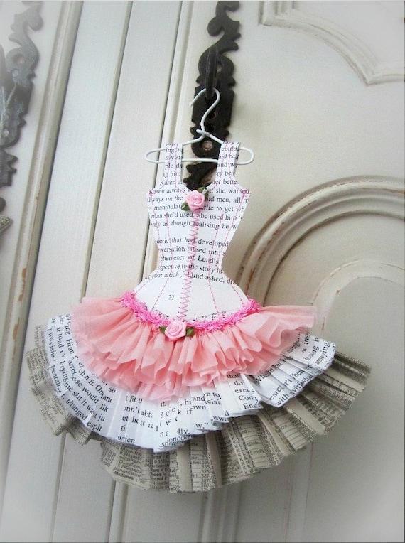 Papier Boudoir Boutique - Ballerina