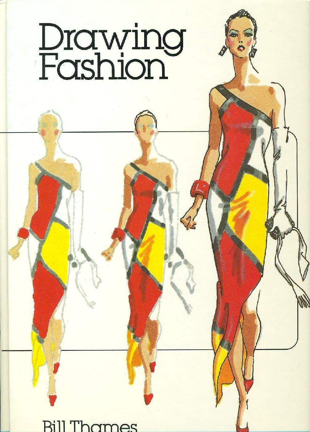 Drawing fashion bill thames