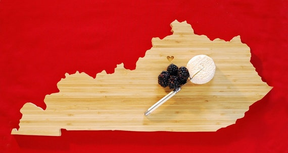 AHeirloom's Kentucky State Cutting Board