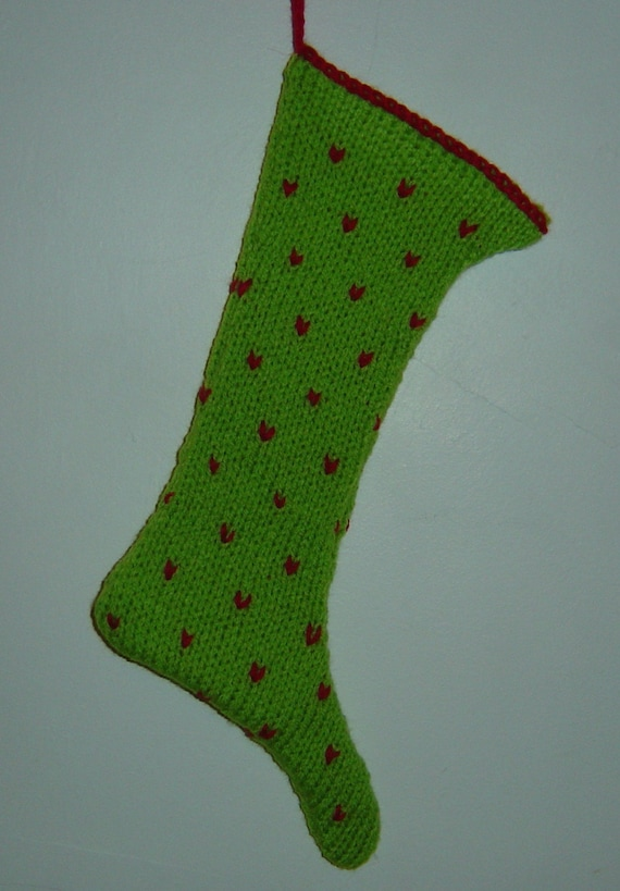 Christmas Stockings and Holiday Knitting Patterns