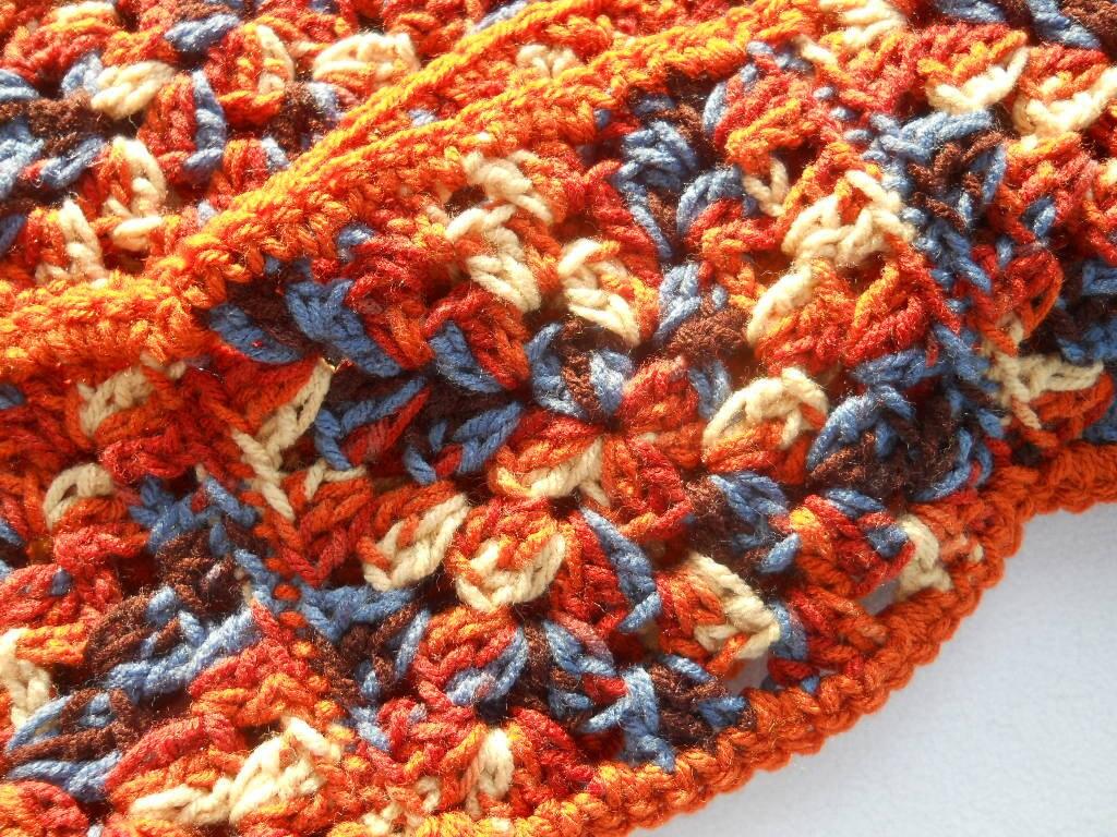 Grandma Square Crochet