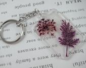 Flower Key Chain - RiyahLiDesigns