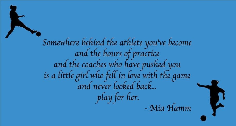 inspirational quotes by female athletes quotesgram