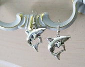 Killer Shark Earrings - MonsterBrand